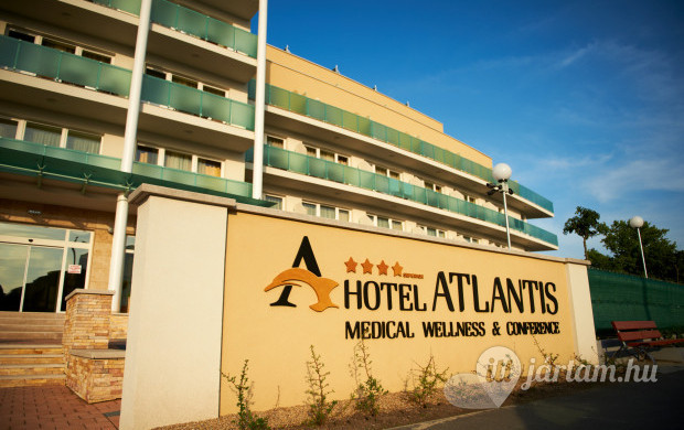 Hotel Atlantis Medical Wellness & Conference Hajdúszoboszló