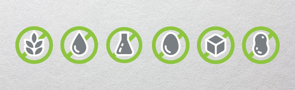 Glutén, tojás, laktóz, cukor - sokak életét nehezíti meg valamilyen érzékenység vagy táplálékallergia.