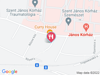 Árnyas Étterem & Kertvendéglő Budapest a térképen