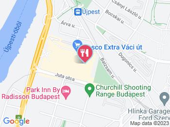 tesco térkép Don Pepe Étterem & Pizzéria   Váci úti Tesco Budapest   Jártál már  tesco térkép