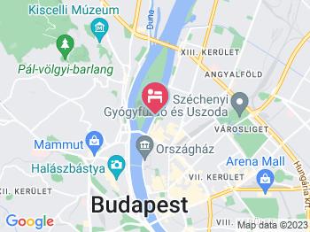 budapest szállás térkép Fortuna Szálloda & Étteremhajó Budapest   Jártál már itt? Olvass  budapest szállás térkép