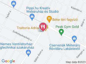 Laci Papa Konyhája - WestEnd City Center Budapest - Jártál már itt ...
