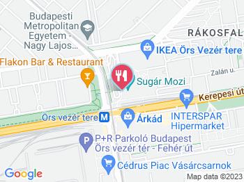 budapest örs vezér tér térkép Sörpatika   Örs Vezér tere Budapest   Jártál már itt? Olvass  budapest örs vezér tér térkép