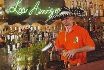 Los Amigos Mexikói Étterem Keszthely