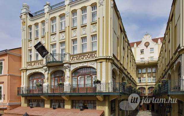 Hotel Palatinus City Center Pécs