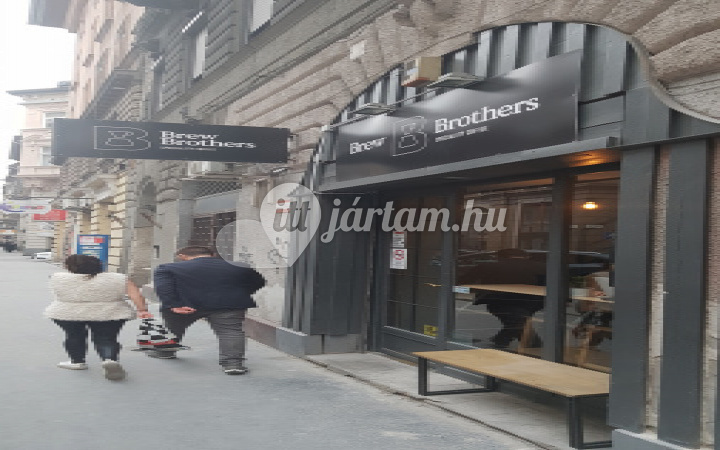 Brew Brothers Budapest