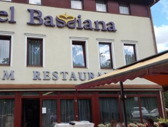 Bassiana Hotel Étterme Sárvár
