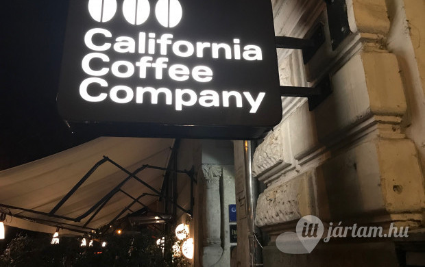 California Coffee Company - Liszt Ferenc tér Budapest