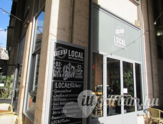 First Local Craft Beer & Kitchen Budapest