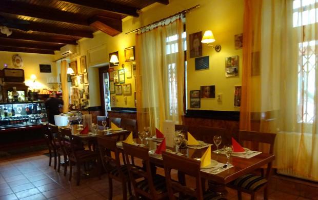 Pesti zsidó konyha - vélemények a Fülemüle Étterem Budapest étteremről