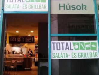 e94bed6f02 Total Saláta & Grillbár Nyíregyháza - Jártál már itt? Olvass ...